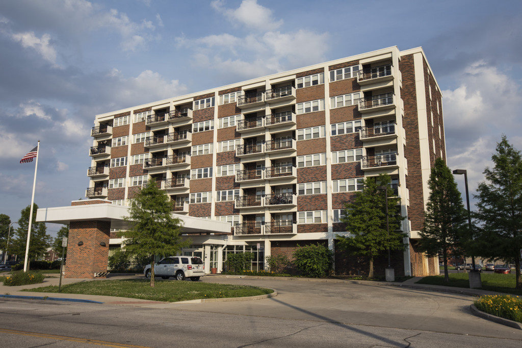 Kennedy Towers Evansville Low Rent Public Housing