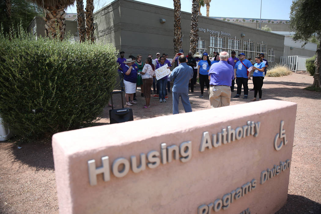 Las Vegas Housing Authority