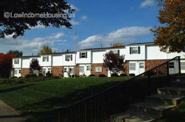 Bon Sue Akron Low Rent Public Housing Apartments