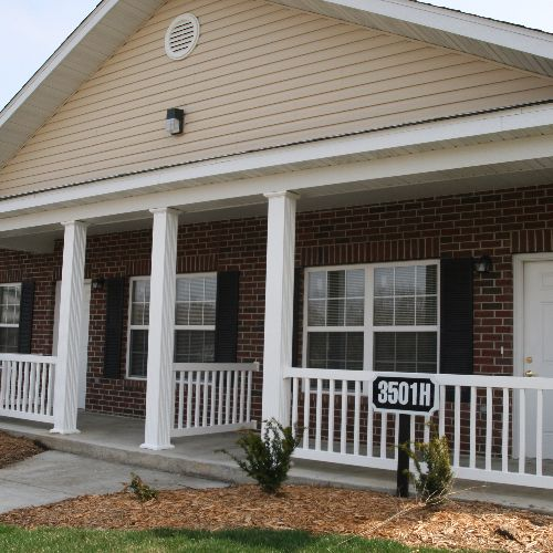 Low Income Apartments Listing: 3521 Chapel Hill Road, Jefferson