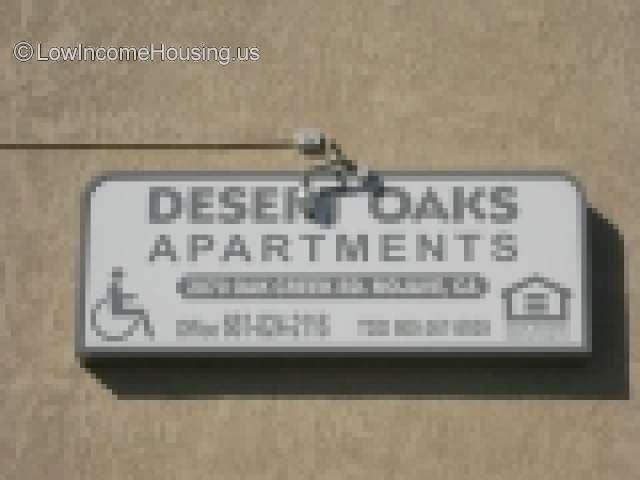 Desert Oak Apartments