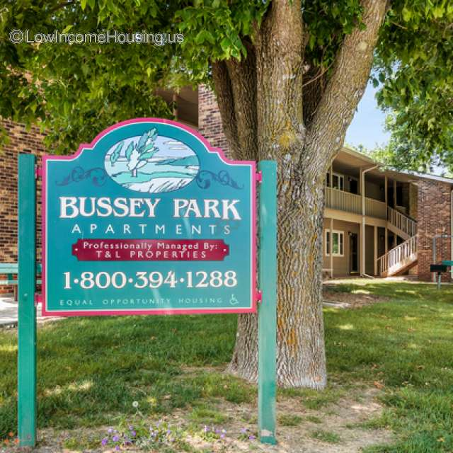 Bussey Park Apartments