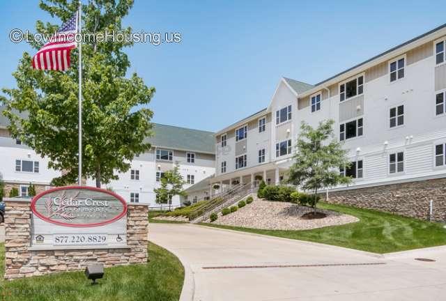 Cedar Crest Apartments for Families