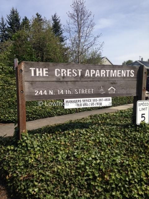 Crest II Apartments
