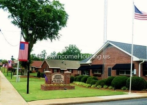 Lavonia GA Housing Authority