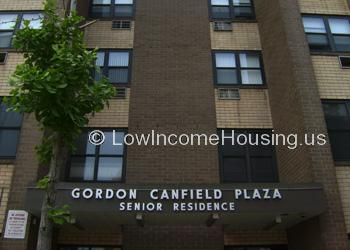 Gordon Canfield Plaza Senior Residence Apartments