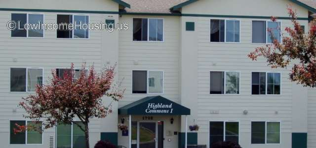 Highland Commons Apartments