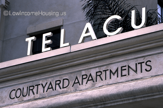 TELACU Courtyard Senior Apartments