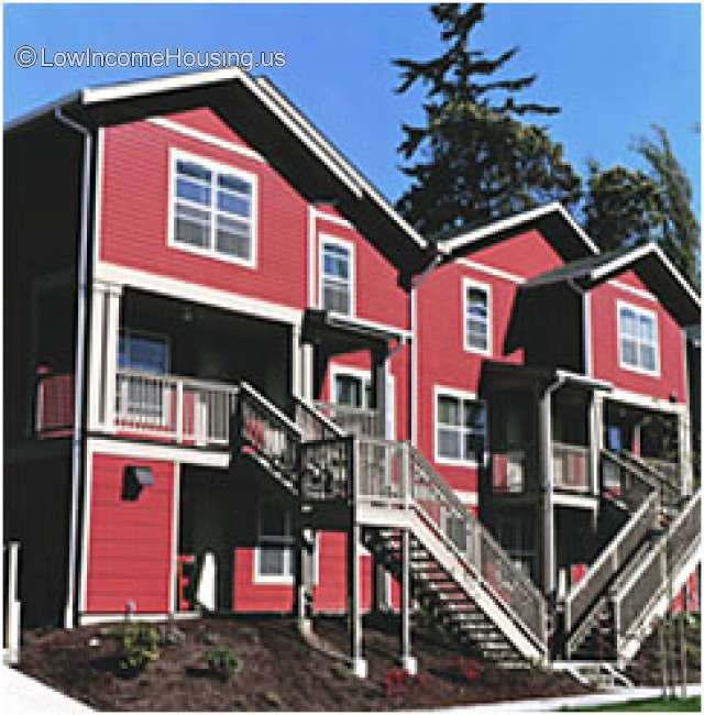 Northgate Village Apartments: King County WA Low Income Housing Apartments