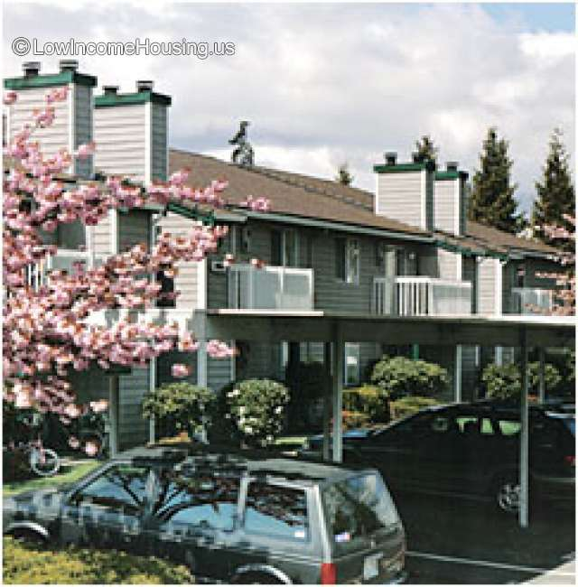 Lynnwood WA Low Income Housing And Apartments