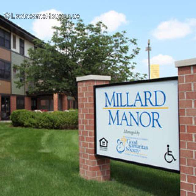 Millard Manor apartments