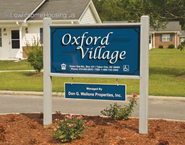 Oxford Village Apartments