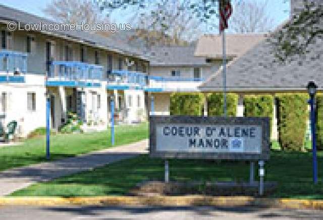 Coeur D'Alene Manor Apartments