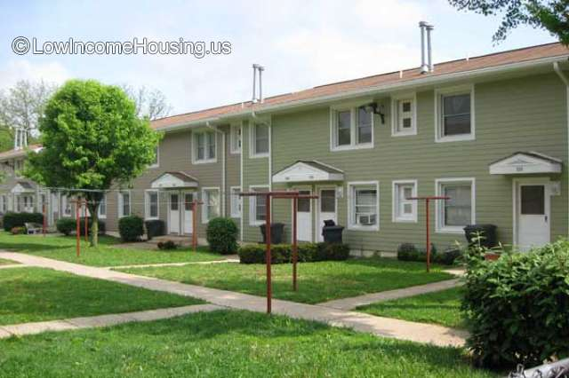 Carver Apartments - Public Housing Apartment Frederick MD