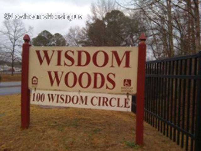 Wisdom Woods Apartments