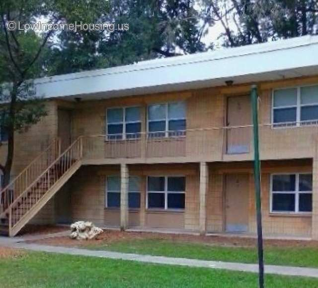 Apartments Low Rent: 1500 NW 12Th. St., Gainesville, FL