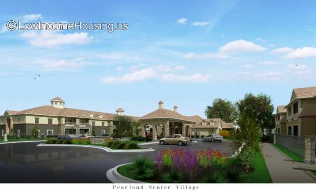 Pearland Senior Village Apartments