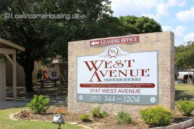 West Avenue Apartments