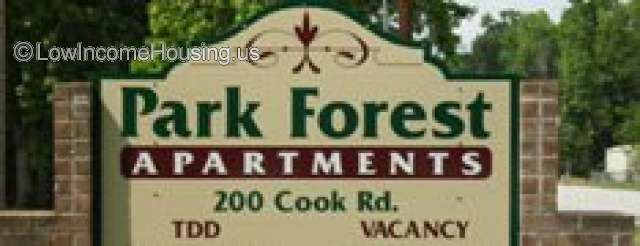 Park Forest Apartments