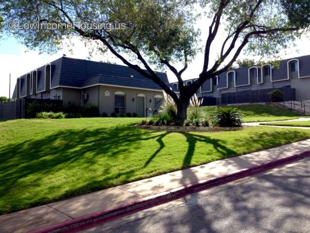 Low Income Based Apartments Austin Tx
