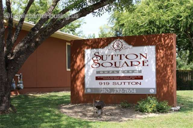 Sutton Square Duplexes