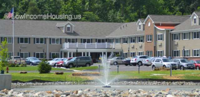 Dimmitt Woods Senior Apartments