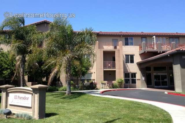 El Parador Senior Apartments 2565 South Bascom Avenue San Jose CA 95008