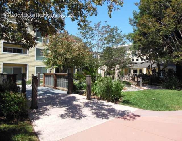 San Tomas Gardens Apartments Campbell