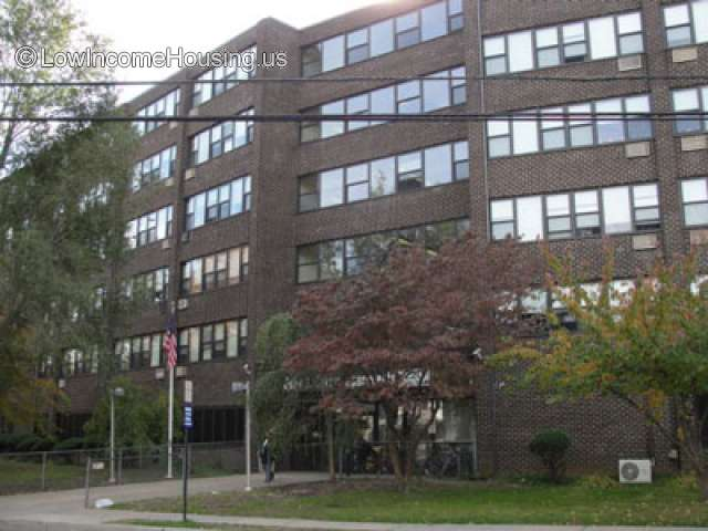 John J. Currey Building Senior/Disabled Apartments