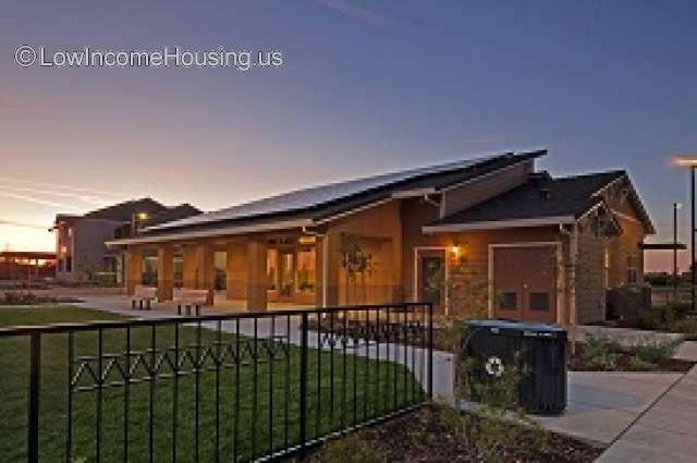 Mutual Housing at Spring Lake
