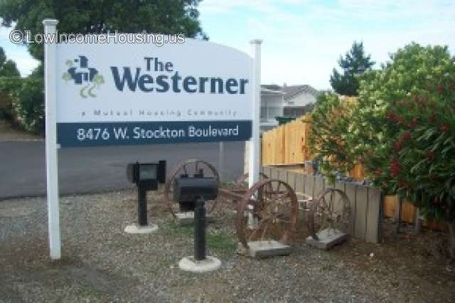 Westerner Mutual Housing Community