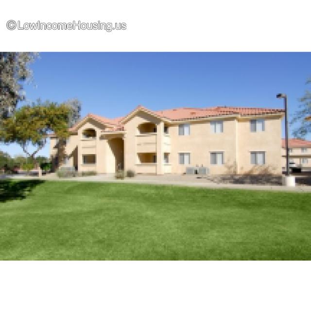 Villa Sierra Apartments: 1850 S Ave B, Yuma, AZ 85364
