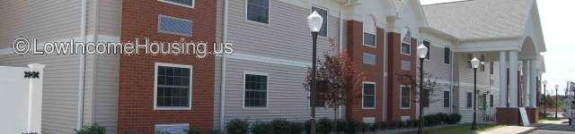 Alameda Gardens Senior Apartments