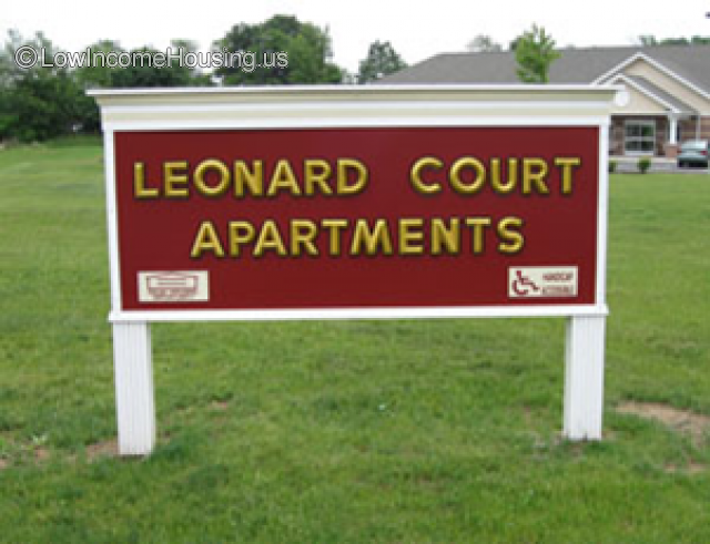 Leonard Court Senior Apartments