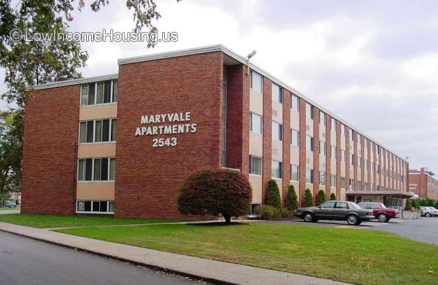 Maryvale Apartments Senior Apartments