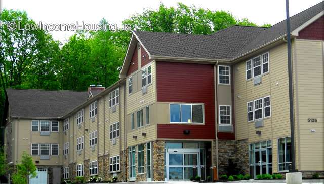 Ridgebury Apartments for Seniors