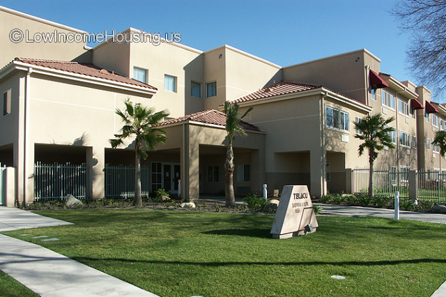Low Income Senior Apartments In Fontana Ca