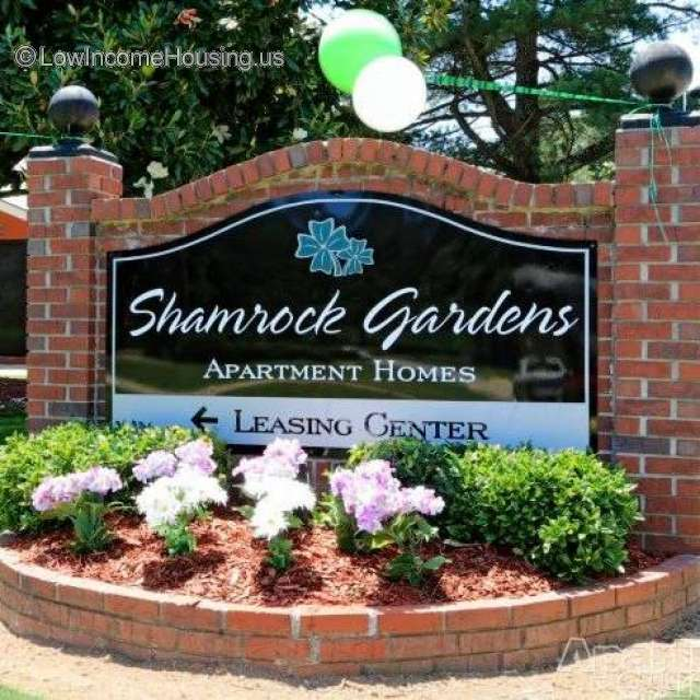 Shamrock Gardens Apartment Homes