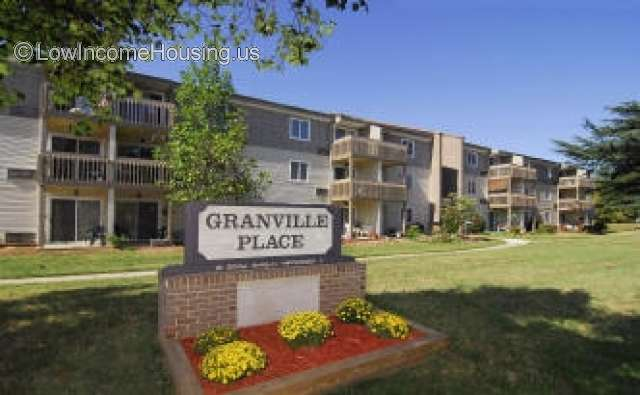 Granville Place Senior Apartments