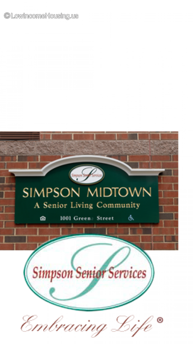 Simpson Mid-town Senior Apartments