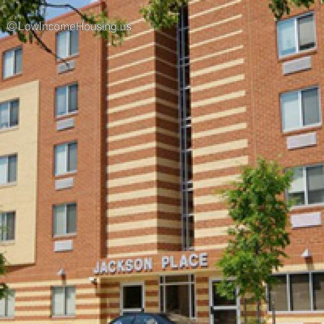Jackson Place Senior Apartments