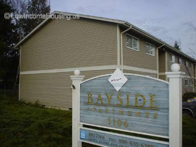 Bayside Apartments Anacortes