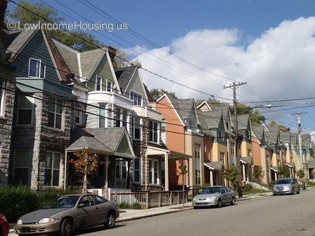 Dinwiddie Street Housing