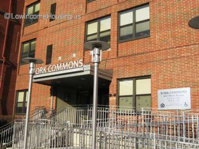 York Commons Senior Apartments