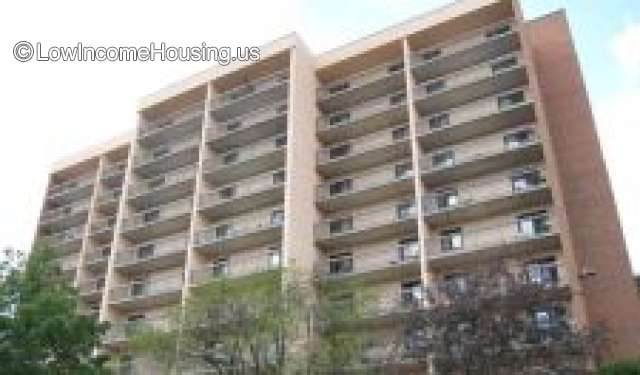 St Ambrose Manor Senior Apartments 1235 Yetta Ave
