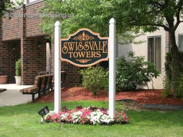 Swissvale Towers Senior Apartments