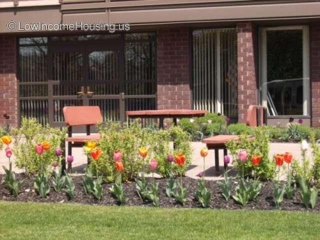 West Park Court Senior Apartments