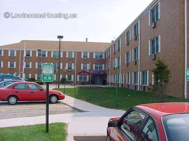 Allaire Crossing Senior Apartments