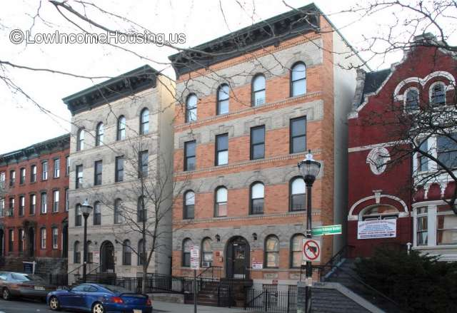 Salem Lafayette Apartments