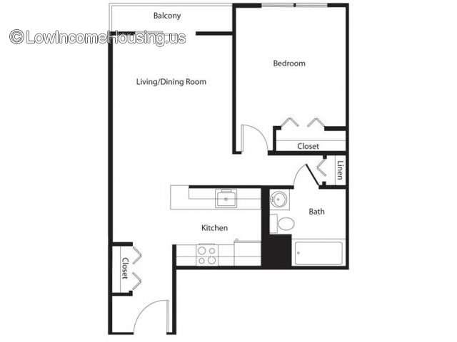 St. Mary's Villa Senior Apartments